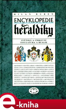 Obálka titulu Encyklopedie heraldiky