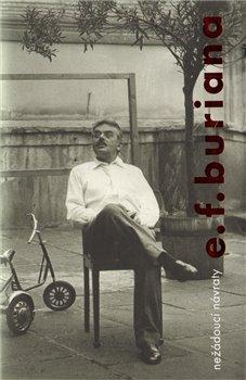 Obálka titulu Nežádoucí návraty E. F. Buriana