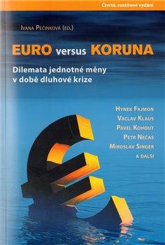 Obálka titulu Euro versus koruna