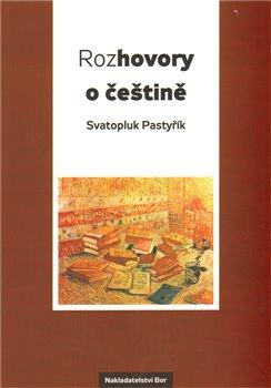 Obálka titulu Rozhovory o češtině