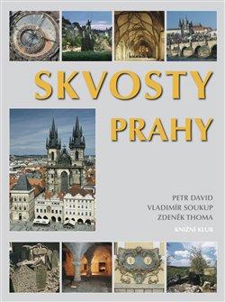 Obálka titulu Skvosty Prahy