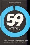 Obálka knihy 59 vteřin