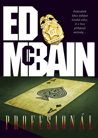 Profesionál - Ed McBain   Booksquad.ink