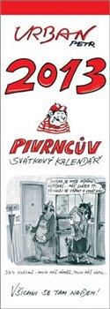Obálka titulu Pivrncův svátkový kalendář 2013
