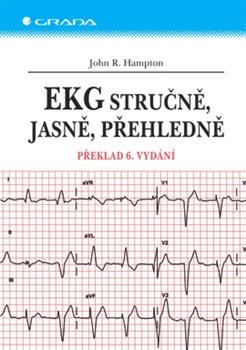 Obálka titulu EKG stručně, jasně, přehledně