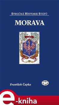 Obálka titulu Morava