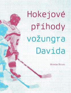 Obálka titulu Hokejové příhody vožungra Davida