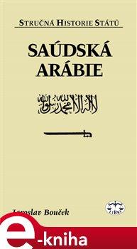 Obálka titulu Saúdská Arábie