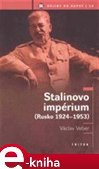Obálka titulu Stalinovo impérium