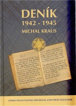 Obálka titulu Deník 1942-1945