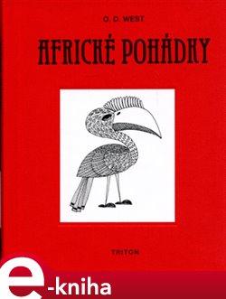 Obálka titulu Africké pohádky
