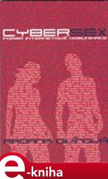 Obálka titulu Cybersex - forma internetové komunikace