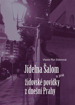 Obálka titulu Jídelna Šalom a jiné židovské povídky
