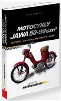 Obálka titulu Motocykly Jawa 50-90 cm3