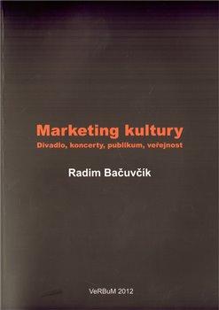 Obálka titulu Marketing kultury