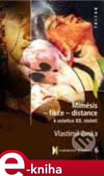 Obálka titulu Mimésis - Fikce - Distance