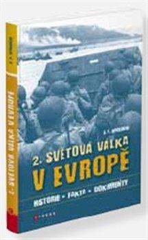 Obálka titulu Druhá světová válka v Evropě
