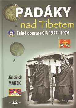 Obálka titulu Padáky nad Tibetem