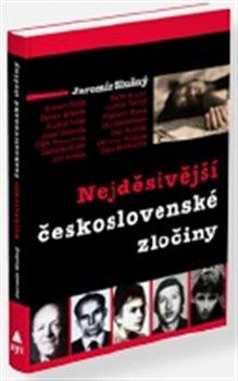 Obálka titulu Nejděsivější československé zločiny
