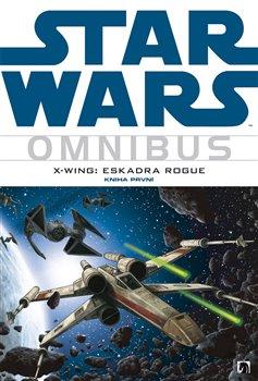 Obálka titulu Star Wars: X-Wing: eskadra Rogue