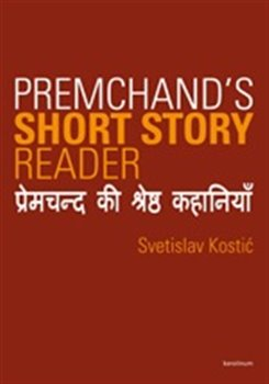 Obálka titulu Premchand`s Short Story Reader
