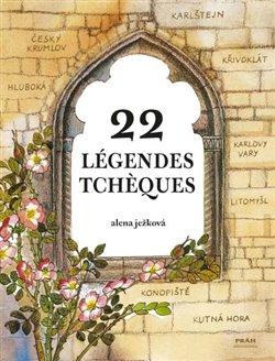 Obálka titulu 22 légendes tcheques