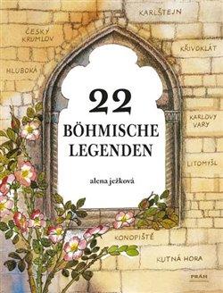 Obálka titulu 22 böhmische Legenden