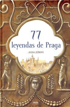 Obálka titulu 77 leyendas de Praga