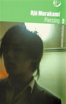 Obálka titulu Piercing