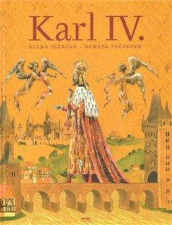 Obálka titulu Karl IV.
