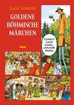 Obálka titulu Goldene Böhmische märchen