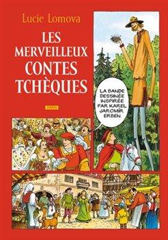 Obálka titulu Les Merveilleux contes Tchéques