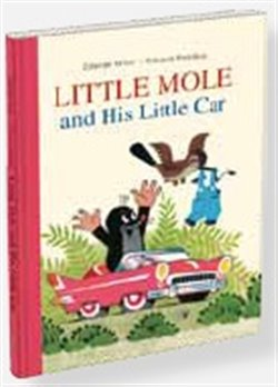 Obálka titulu Little Mole and His Little Car