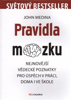 Obálka titulu Pravidla mozku