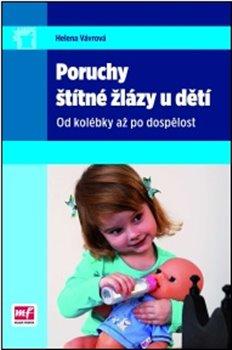 Obálka titulu Poruchy štítné žlázy u dětí