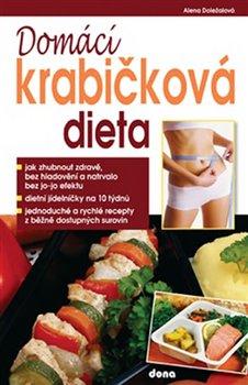 Obálka titulu Domácí krabičková dieta