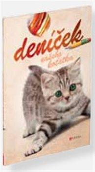 Obálka titulu Deníček našeho koťátka