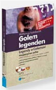 Obálka titulu Legendy o Golemovi