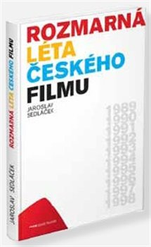 Obálka titulu Rozmarná léta českého filmu