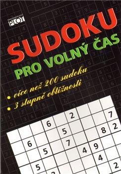 Obálka titulu Sudoku pro volný čas
