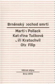Obálka titulu Brněnský pochod smrti