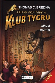 Obálka titulu Oživlá mumie