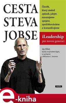 Obálka titulu Cesta Steva Jobse