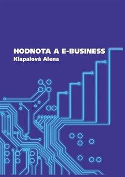 Obálka titulu Hodnota a e-business