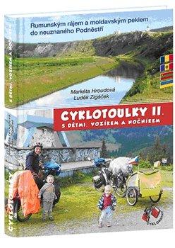 Obálka titulu Cyklotoulky s dětmi, vozíkem a nočníkem II.