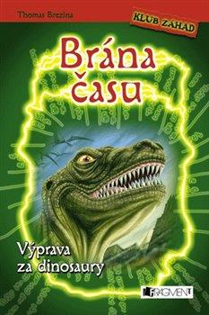 Obálka titulu Výprava za dinosaury
