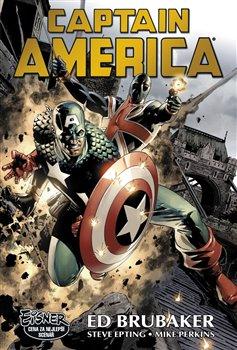 Obálka titulu Captain America - omnibus 2