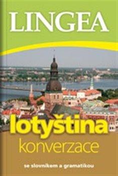 Obálka titulu Lotyština - konverzace