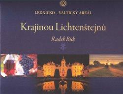 Obálka titulu Krajinou Lichtenštejnů