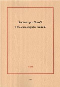 Obálka titulu Ročenka pro filosofii a fenomenologický výzkum 2011